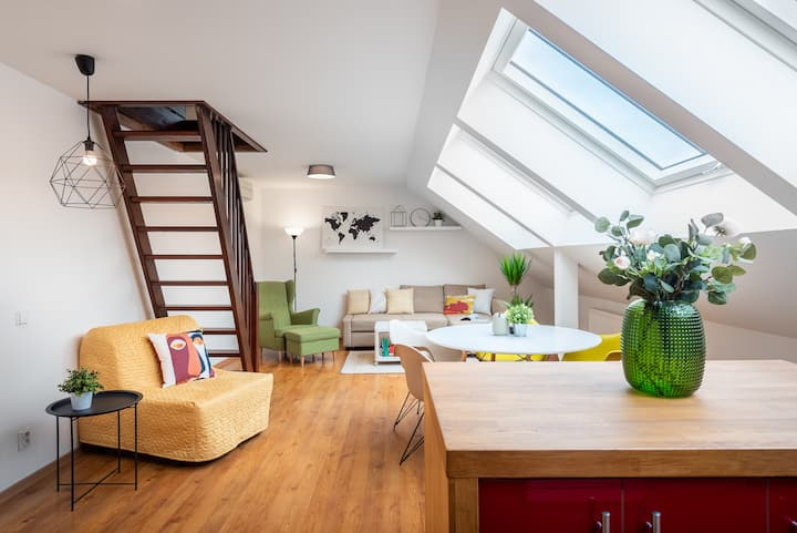 ★★★★★ EXCLUSIVE APARTMENT ❤ IN HEART OF PRAGUE ★★★