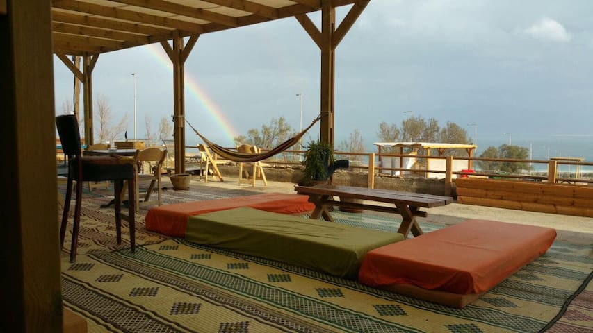 Ein Gedi Camp Lodge - Dead Sea (2)