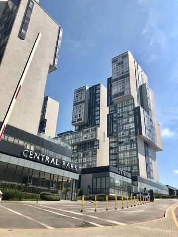 Cálido apartamento y Gran ubicación en Interlomas.