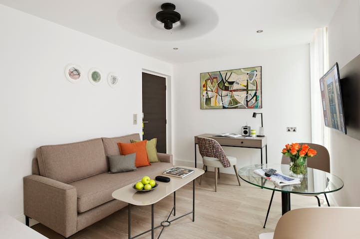One Bedroom Suite at The Chronicle