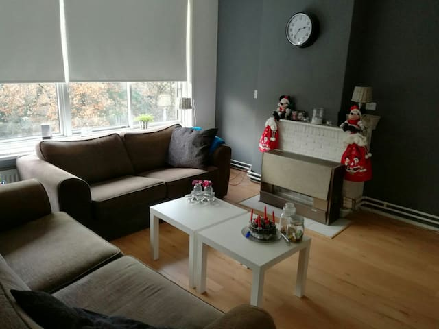 3rd floor apartment near woods - Soesterberg - Apartemen
