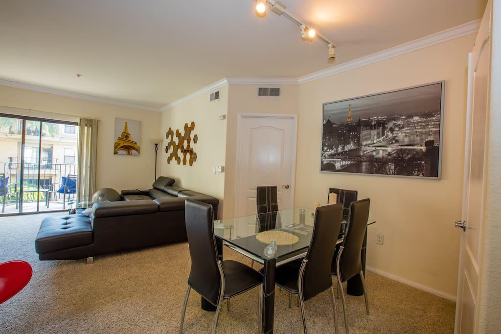 Living Room Improvement