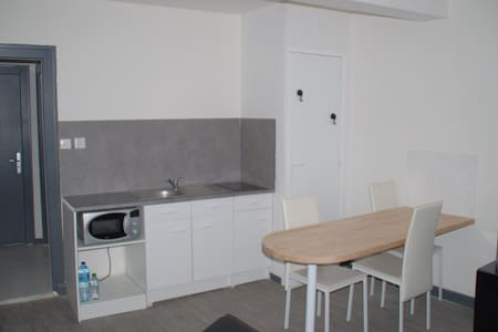 Appartement bien équipé - Guingamp - Wohnung