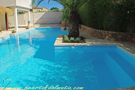 Murter - Superb New Villa with pool - Morter