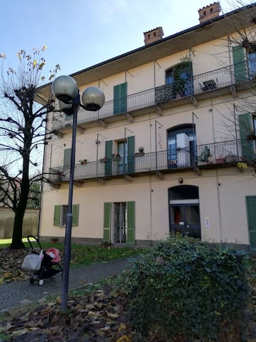Appartamento in corte