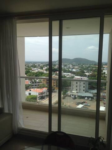 Arriendo apartamento en Valledupar por días