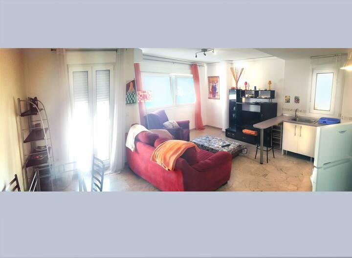Apartamento duplex Maku