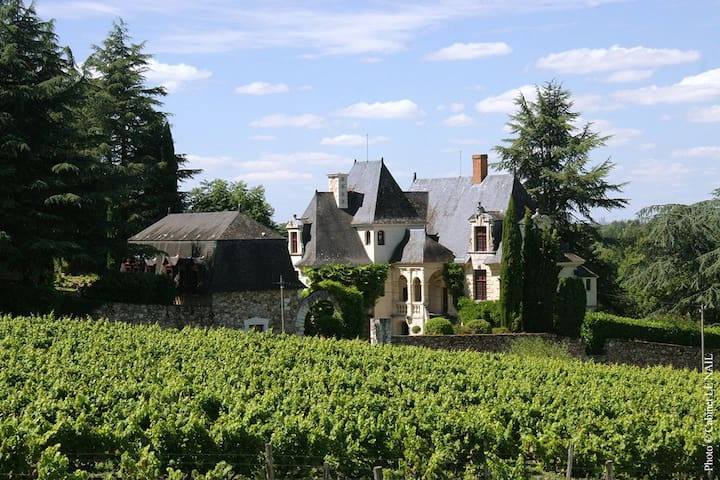 """Maine & Loire"", Manoir de la Groye, Loire Valley"