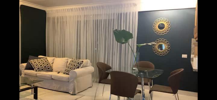 Modern and luxury apto in Downtown Santo Domingo!!