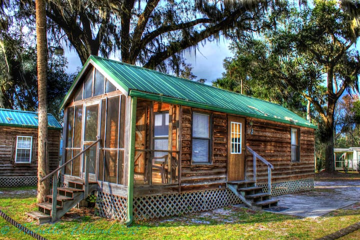 Charming country cabin - Satsuma - Cabana