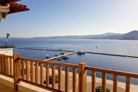 NEU! Apartment at the sea front with amazing view
