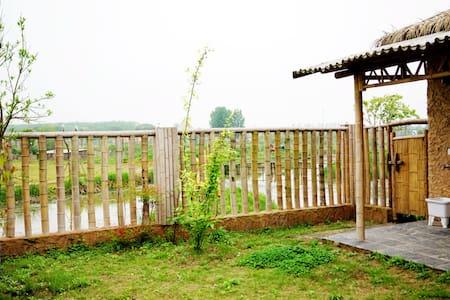 南京江宁三国村乡野草庐别院 - Nanjing - Casa na Terra