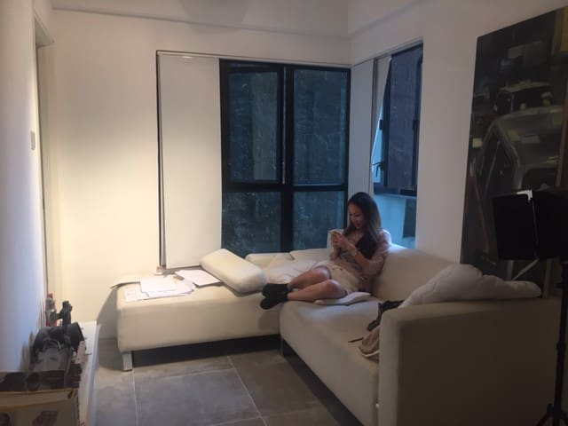 Cosy central apartment, with pool and gym. - Hong Kong - Apartamento