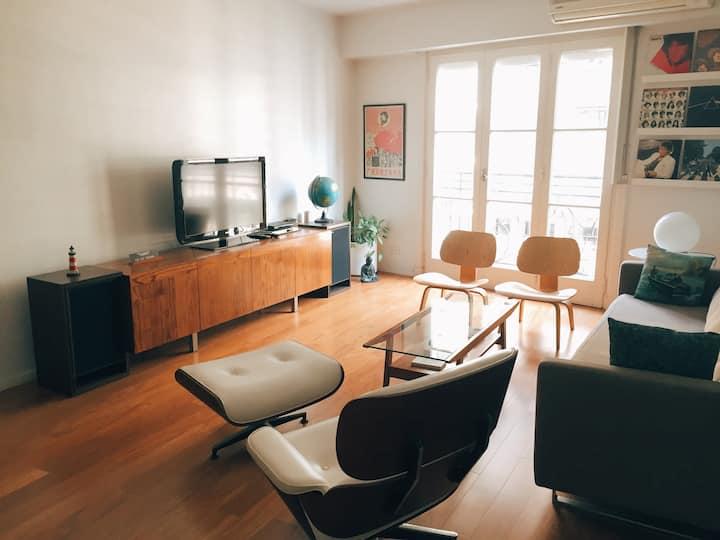 Stunning Newly Renovated Recoleta Apartment