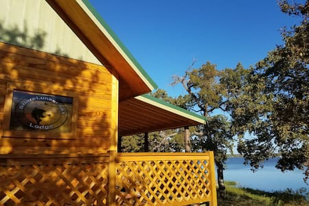 Lunker Lodge at Lake Leon