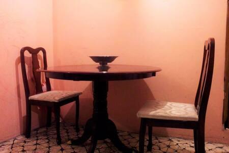 Alojamiento con excelente conexión y ubicación - Coatepec - Appartement