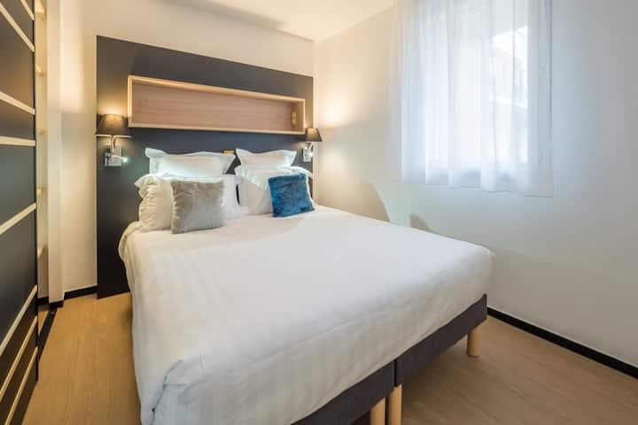 Appartement 3 pièces avec balcon ou terrasse