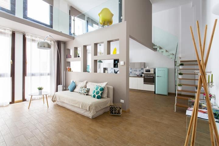 Laetitia Home Suite - Quaroni  w/ parking