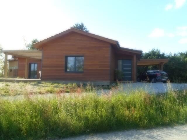 Grande maison neuve plein de charme et calme - Saint-André-de-Seignanx - Huis