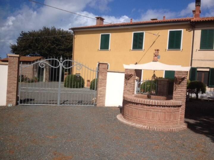 Casetta 50ina: posto tranquillo (campagna e  mare)