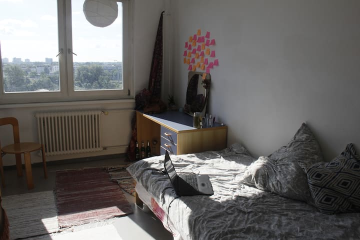 Bright and cosy room Berlin