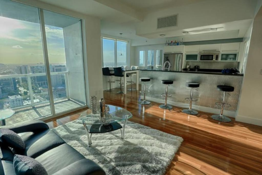 Downtown Miami Luxury Condo Great V Apartments For Rent