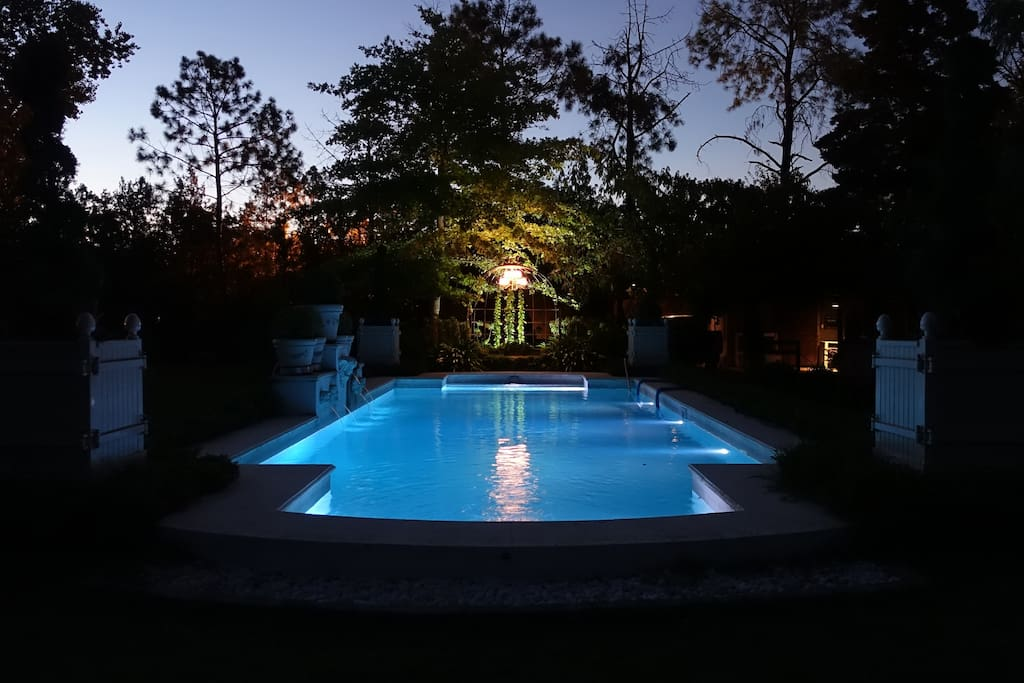 Frenchs style swimming pool