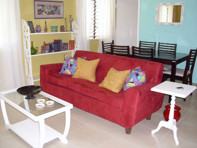 LinnDith Cottage - Port Antonio - Talo