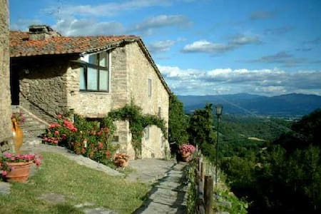 500yr. Old Tuscan Farmhouse - Scarperia - House