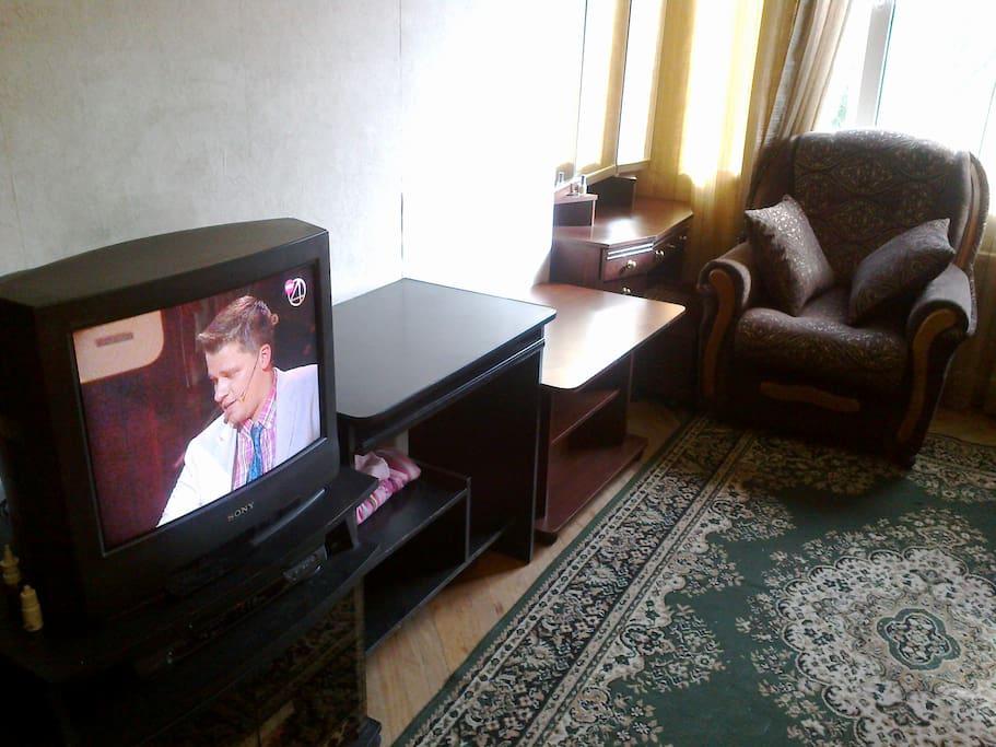 кабельное телевидение и WiFi