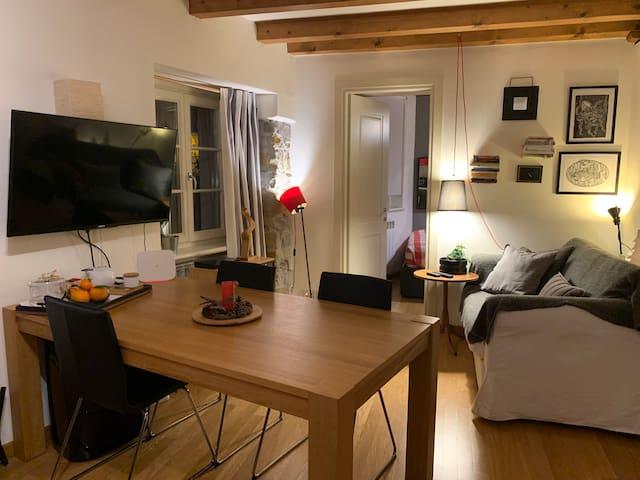 A romantic appartment at 50m from Unità Square