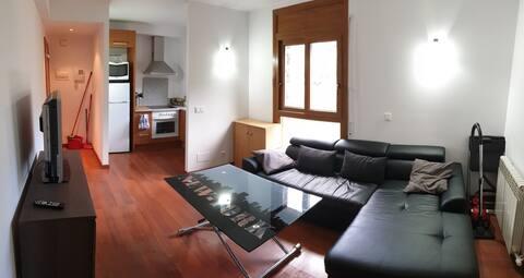Appartement récent - 55m2 - Calme - Vue Montagne