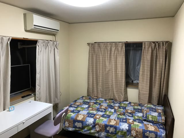 精装房间(Hardcover room、家具が付いている部屋) - Sagamihara - Apartment