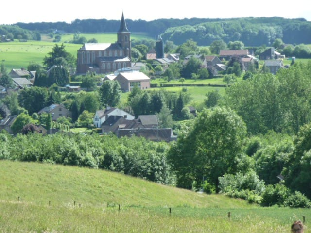 The hills of Teuven, nearby Maastricht