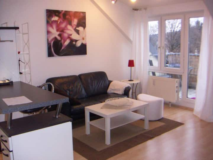 Maisonette/Mansarde-Messe/Airport