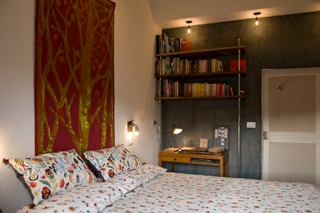 romantic room with view - Roccatagliata - Hus