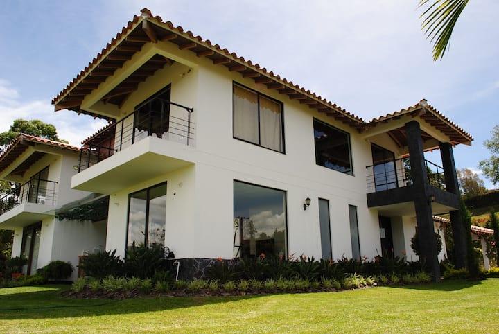 Modern Home near Medellin 2bedrooms