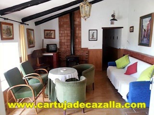 CASITA DEL HORTELANO - Cazalla de la Sierra - Apartamento