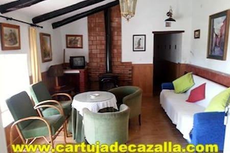CASITA DEL HORTELANO - Cazalla de la Sierra