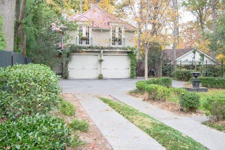 Buckhead - Midtown Carriage House - Atlanta - Appartamento