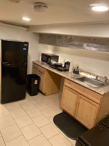 Studio apartment in University Heights, Newark