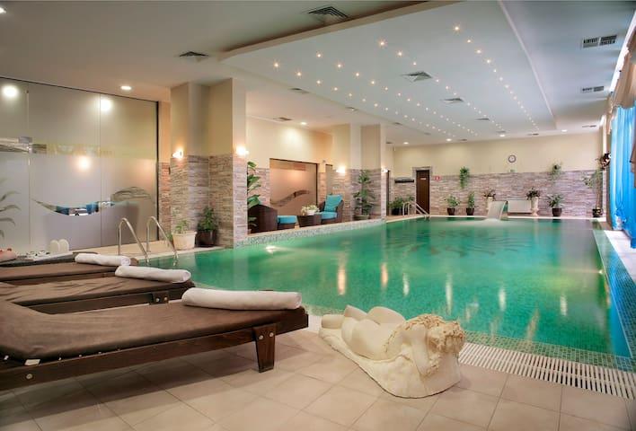 PREMIER 5*HOTEL: Apartment ski&spa - Bansko - Apartament