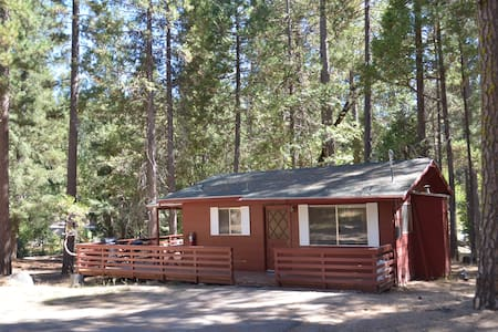 Top 20 yosemite valley vacation rentals vacation homes for Cabins in yosemite valley