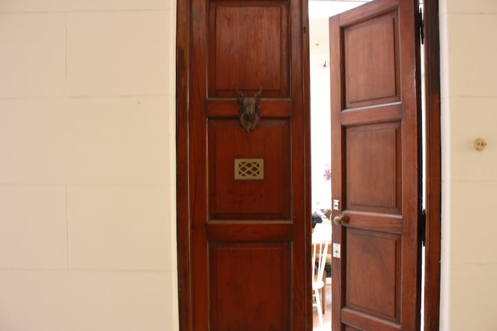 Palermo Soho's Antique Little house - Buenos Aires - Autre