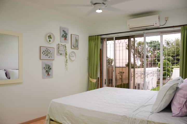 Memoire Villa, Green Suite with Garden