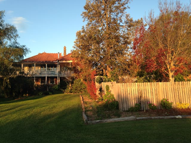 Garden apartment in the heart of town - Dungog - Flat