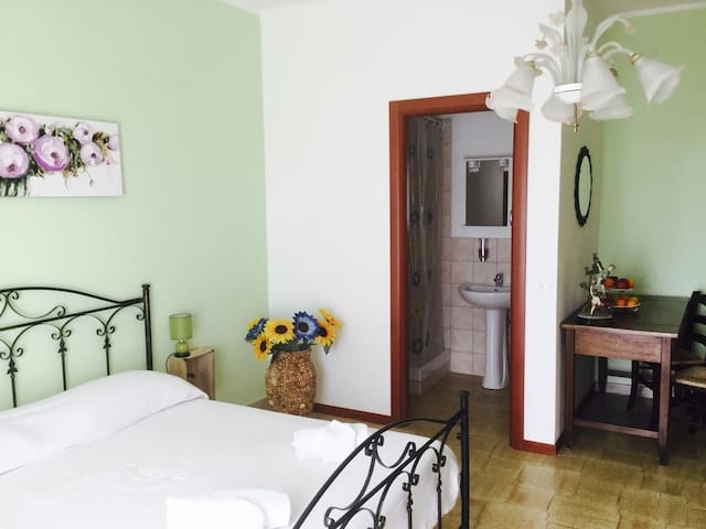 B&B Villa Kaos Triple comfort with sea view