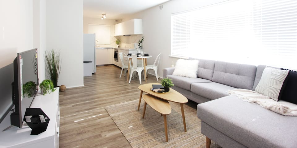 Stylish and superbly located apartment - Mt Lawley - Mount Lawley - Квартира