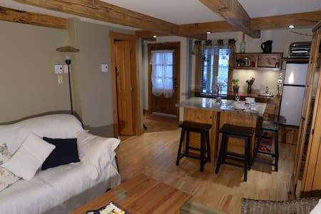 Zen stay in the heart of Old Lévis  - Lévis - Apartamento