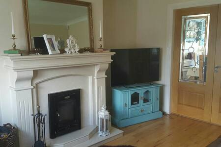 Cosy double room near Galway - oranmore  - House